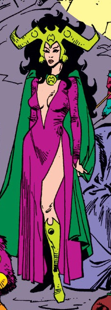 Karnilla (Earth-616) from Balder the Brave Vol 1 4 0002