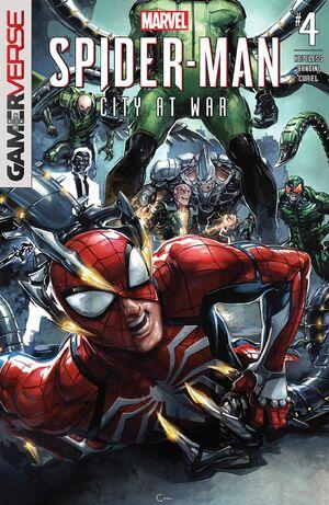 Marvel's Spider-Man City at War Vol 1 4