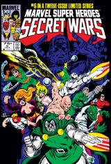 Marvel Super Heroes Secret Wars Vol 1 6