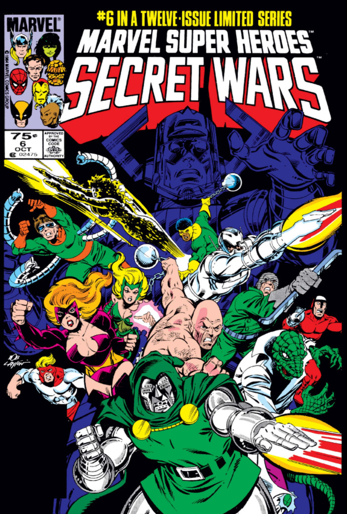 Marvel Super Heroes Secret Wars Vol 1 6 | Marvel Database
