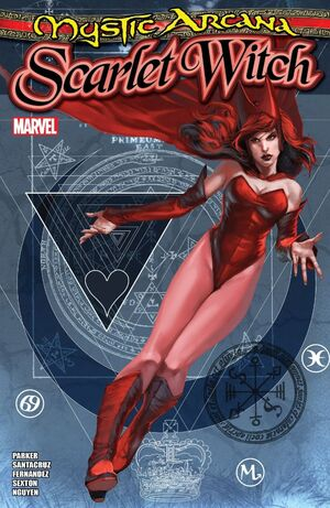 Mystic Arcana Scarlet Witch Vol 1 1