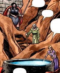 Norns (Fates) (Earth-20051) Marvel Adventures Super Heroes Vol 2 8