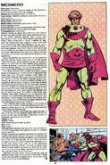 Official Handbook of the Marvel Universe Vol 2 8 page 51 Mesmero (Vincent) (Earth-616)