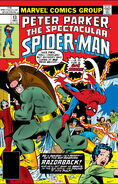 Peter Parker, The Spectacular Spider-Man Vol 1 13