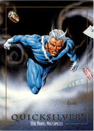 Pietro Maximoff (Earth-616) from Marvel Masterpieces Trading Cards 1992 0001