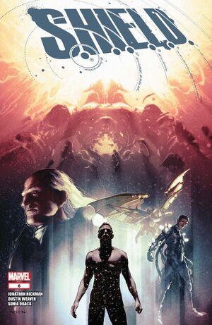S.H.I.E.L.D. by Hickman & Weaver Vol 1 6