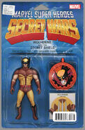 Secret Wars Vol 1 2 Action Figure Variant