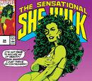 Sensational She-Hulk Vol 1 34