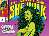 Sensational She-Hulk Vol 1 34