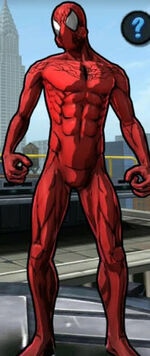 The Spider (Peter Parker) from Spider-Man Unlimited (video game) 001