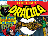 Tomb of Dracula Vol 1 18