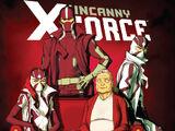 Uncanny X-Force Vol 2 7