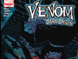 Venom: Dark Origin Vol 1 1