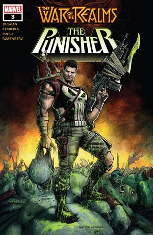 War of the Realms Punisher Vol 1 3