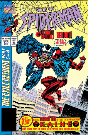 Web of Spider-Man Vol 1 119