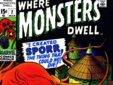 Where Monsters Dwell Vol 1 2