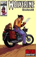Wolverine Saudade Vol 1 1