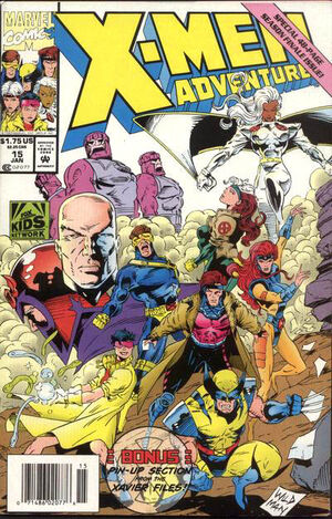 X-Men Adventures Vol 1 15