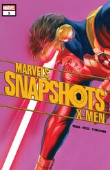 X-Men: Marvels Snapshots Vol 1 1