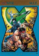 X-Men Vol 2 15 Trading card