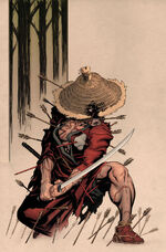 5 Ronin Vol 1 5 McGuinness Variant Textless