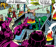 Altar of Death from Incredible Hulk Vol 1 110 001