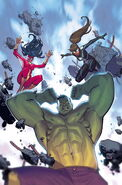 Avengers Assemble Vol 2 22.INH Textless