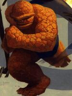 Benjamin Grimm (Earth-7187) from Mythos Fantastic Four Vol 1 1 001
