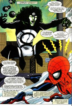 Crazy Eight (Earth-982) from Spider-Girl Vol 1 2 0001