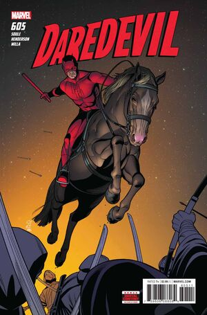 Daredevil Vol 1 605