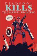 Deadpool Kills the Marvel Universe Again Vol 1 1 Walsh Variant