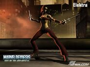 Elektra Natchios (Earth-50701) from Marvel Nemesis Rise of the Imperfects 001