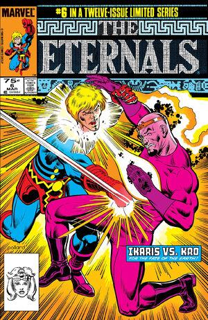 Eternals Vol 2 6