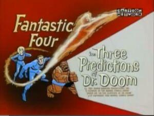 Fantastic Four (1967 animated series) Season 1 6 Screenshot