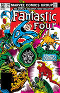 Fantastic Four Vol 1 246