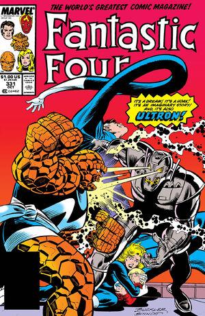 Fantastic Four Vol 1 331