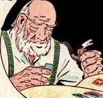 Father Time (Lighthouse Keeper) (Earth-616) from Blonde Phantom Comics Vol 1 15 0001