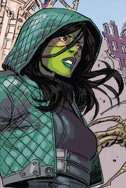 Gamora (Earth-94241) from Infinity Gauntlet Vol 2 5 001