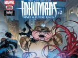 Inhumans: Once and Future Kings Vol 1 2