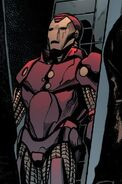 Iron Man Armor Model 17 from Invincible Iron Man Vol 4 6 001