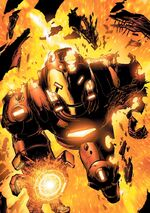 Iron Man Hypervelocity Vol 1 6 Textless