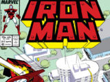 Iron Man Vol 1 217