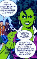 Jennifer Walters (Earth-Unknown) from Sensational She-Hulk Vol 1 50 0001