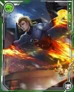 Jonathan Storm (Earth-616) from Marvel War of Heroes 017