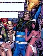 Jonathan Storm (Earth-9997) Paradise X Vol 1 1