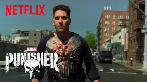 Marvel's The Punisher Season 2 Showdown HD Netflix