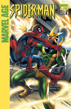 Marvel Age Spider-Man Vol 1 8