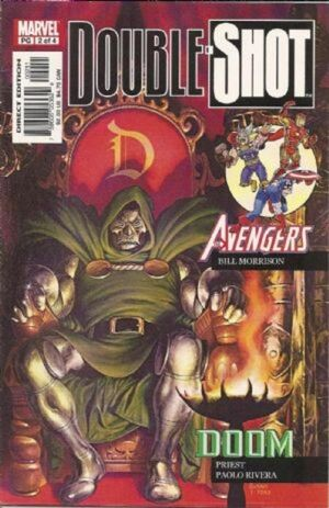 Marvel Double Shot Vol 1 2