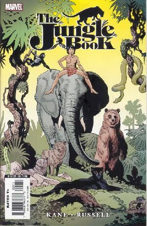 Marvel Illustrated The Jungle Book Vol 1 1