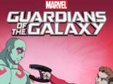 Marvel Universe Guardians of the Galaxy Infinite Comic Vol 1 6